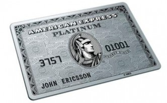The Platinum Card from Amex